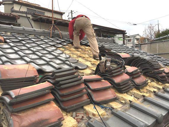 屋根軽量化