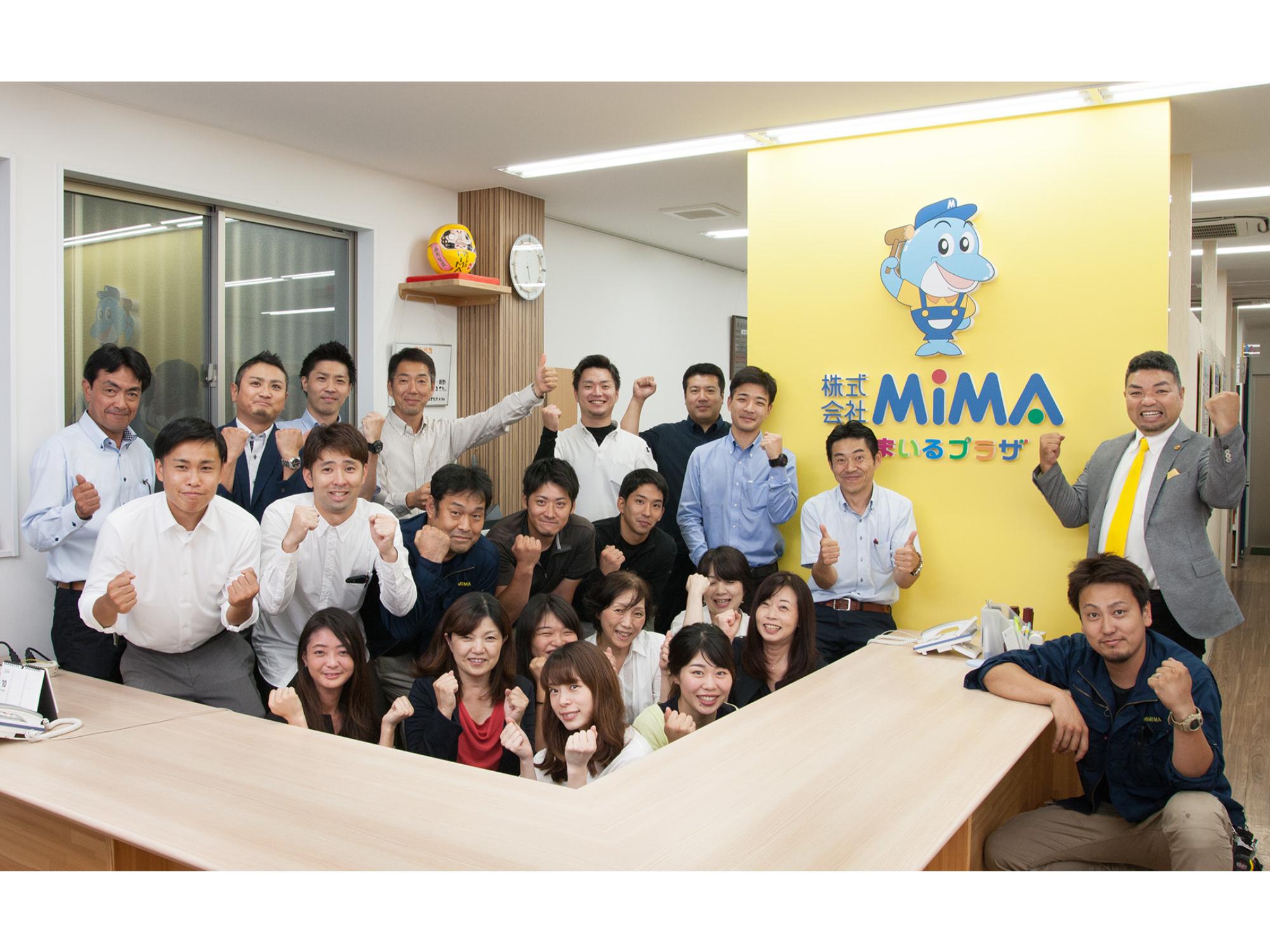 株式会社MIMA