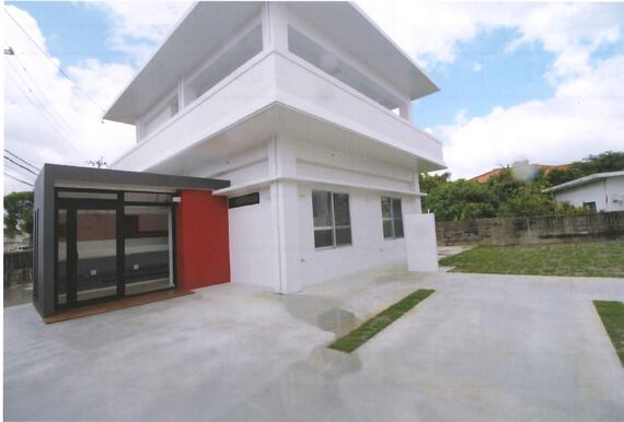 沖縄の風を感じるリゾートホテルのような我が家