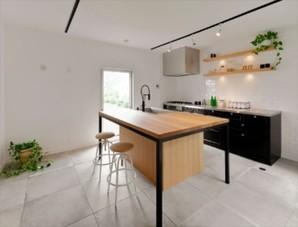 Kitchen×Bar→豊かな食卓