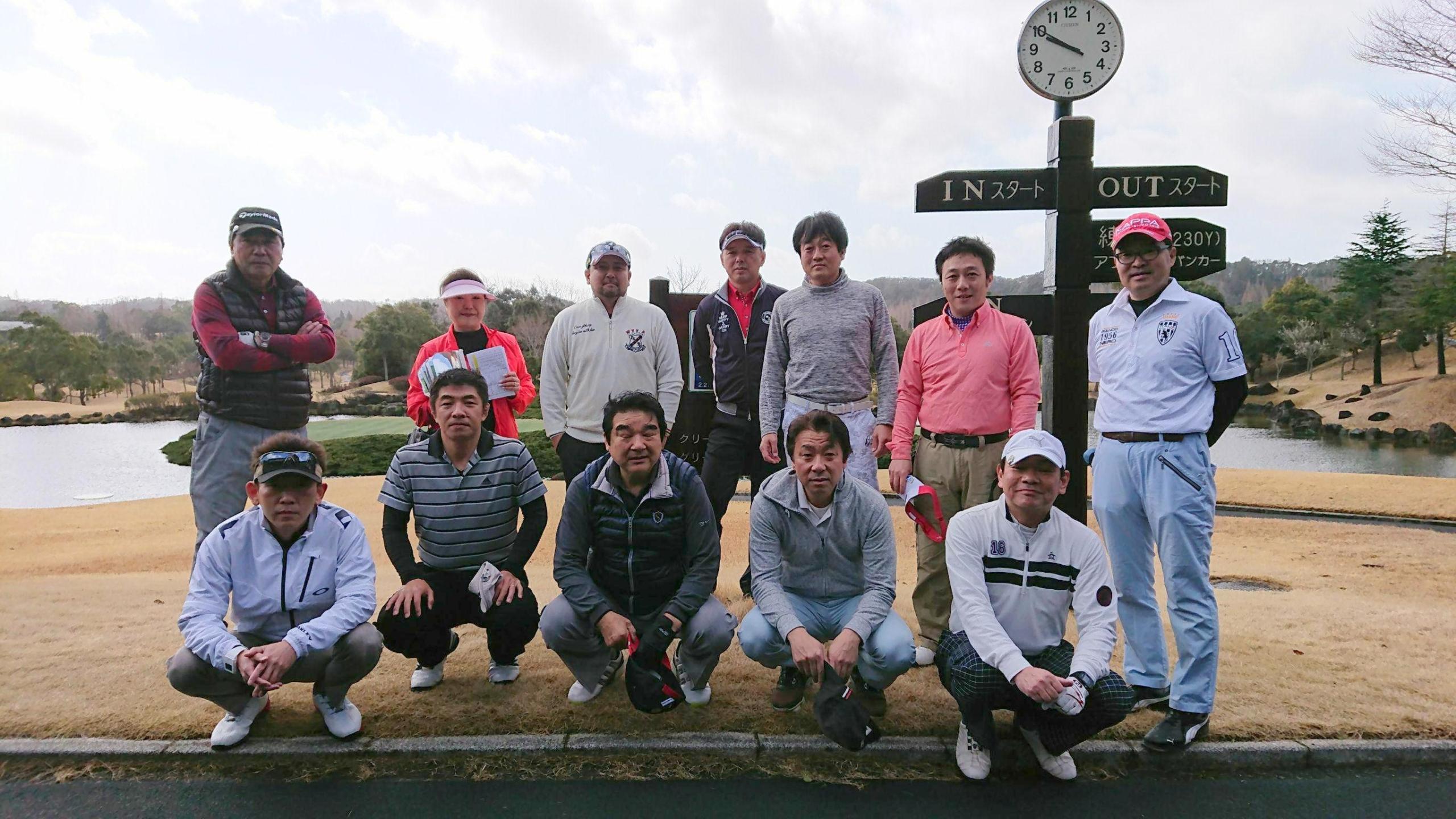 第六回 ジェルコ関東甲信越支部ゴルフコンペを実施しました。