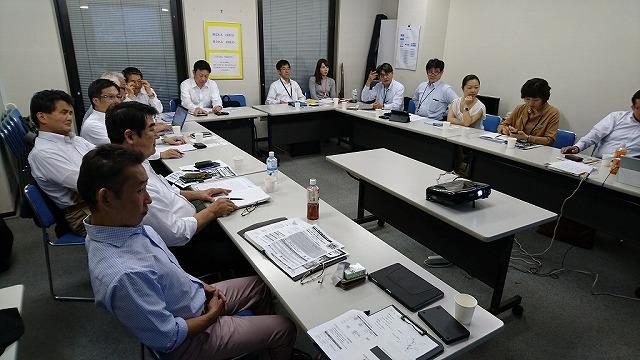 東京ブロックミーティングが開催されました。【2016年6月29日(水)】