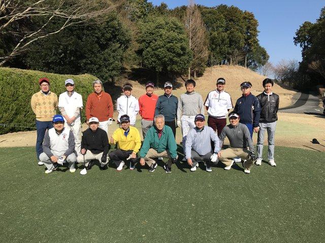 関東甲信越支部 第9回ゴルフコンペが開催されました。